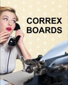Correx Boards - Lightweight signage
