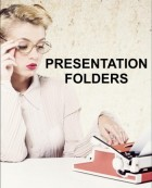 Presentation Folders - Command customer attention