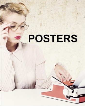 Posters | One print, thousands of views