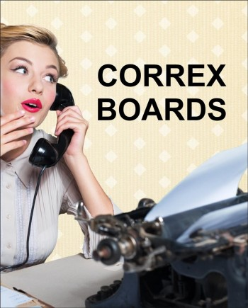 Correx Boards | Lightweight signage