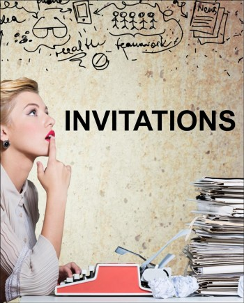 Invitations | Impress from the start